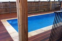 pool decking