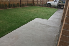 synthetic grass (2) and landscape